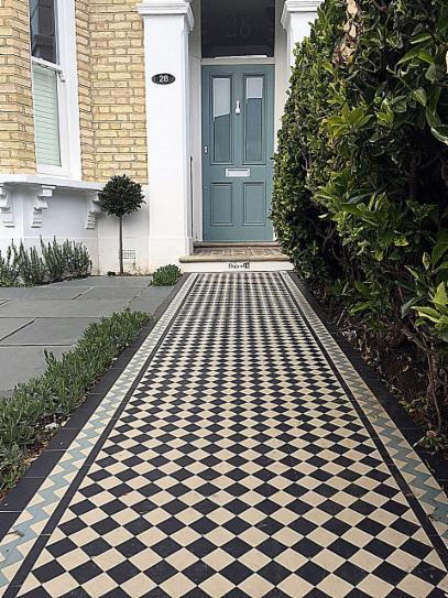 Victorian Mosaic Tile Pimlico Paving Quality Affordable